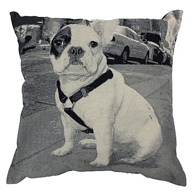 Westex Urban Loft French Bulldog Throw Pillow