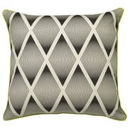 Westex Urban Loft Shaded Diamonds Throw Pillow