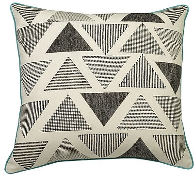 Westex Urban Loft Shaded Triangles Throw Pillow