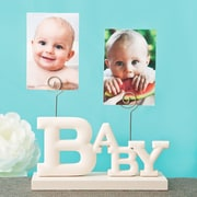 FashionCraft Baby Picture Frame