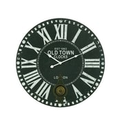 ABCHomeCollection 23'' London Clock w/ Roman Numerals