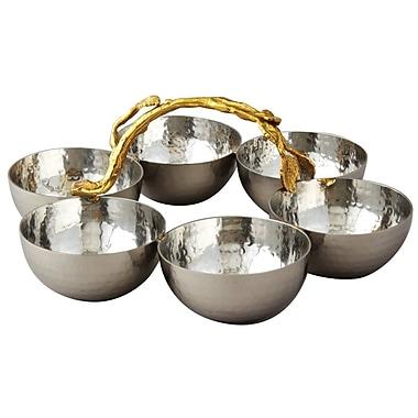 Heim Concept Hammered Serving Bowl