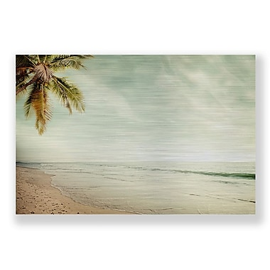 Two Palms Art Bazaar 'Vacation Mode On' Photographic Print on Plaque; 38.6'' H x 58'' W x 1'' D