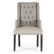 Zentique Inc. Wingback Arm Chair