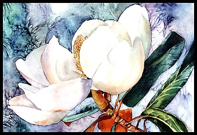 Caroline's Treasures Magnolia Doormat; 1'6'' x 2'3'' WYF078279244966