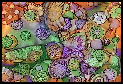 Caroline's Treasures Abstract Doormat; 1'6'' x 2'3'' WYF078279245059