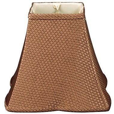 RoyalDesigns Timeless 10'' Silk Bell Lamp Shade