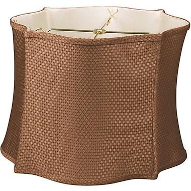 RoyalDesigns Timeless 15'' Silk Novelty Lamp Shade