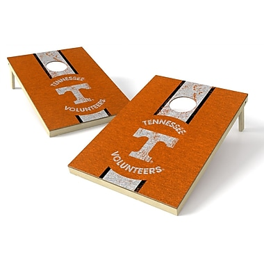 Tailgate Toss NCAA Heritage Cornhole Game Set; Tennessee Volunteers