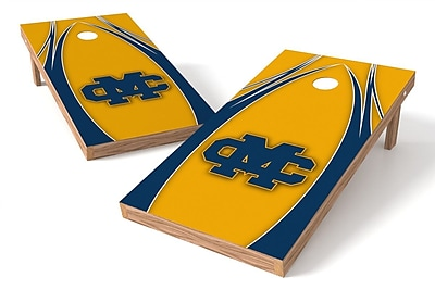 Tailgate Toss NCAA Game Cornhole Set; Mississippi College Choctaws