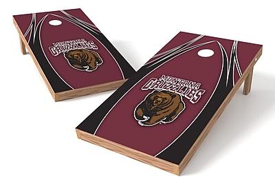 Tailgate Toss NCAA Cornhole Game Set; Montana Grizzlies
