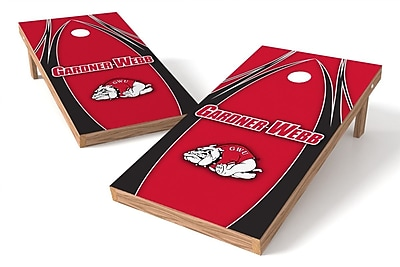 Tailgate Toss NCAA Game Cornhole Set; Gardner-Webb Runnin' Bulldogs