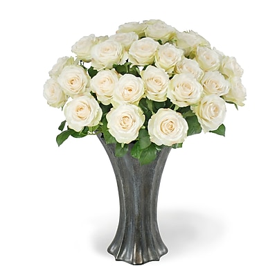 Jane Seymour Botanicals Rose Bouquet; 36'' H