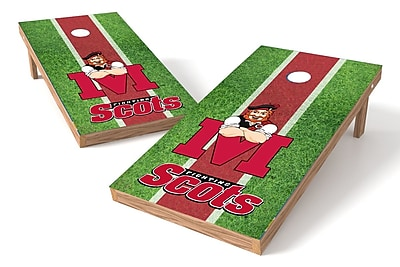 Tailgate Toss NCAA Field Game Cornhole Set; Monmouth Fighting Scots