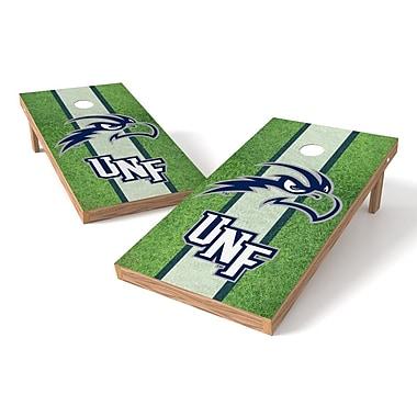 Tailgate Toss NCAA Field Cornhole Game Set; North Florida Ospreys