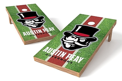 Tailgate Toss NCAA Field Game Cornhole Set; Austin Peay Governors and Lady Govs