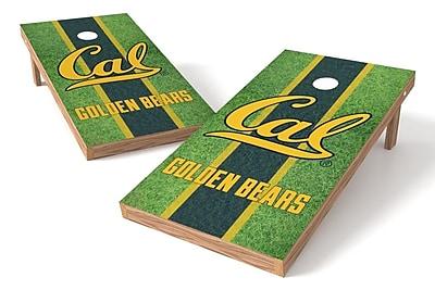 Tailgate Toss NCAA Field Game Cornhole Set; California Golden Bears