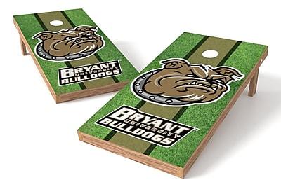 Tailgate Toss NCAA Field Game Cornhole Set; Bryant Bulldogs