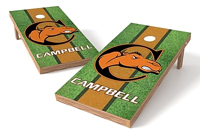 Tailgate Toss NCAA Field Game Cornhole Set; Campbell Fighting Camels and Lady Camels