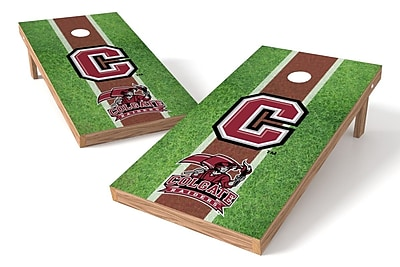 Tailgate Toss NCAA Field Game Cornhole Set; Colgate Raiders