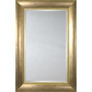 Mirror Image Home Mirror Style 80751 - Gunmetal w/ Yellow; 46.5 x 66.5