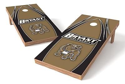 Tailgate Toss NCAA Game Cornhole Set; Bryant Bulldogs