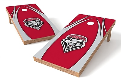 Tailgate Toss NCAA Game Cornhole Set; New Mexico Lobos