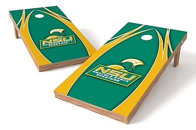 Tailgate Toss NCAA Game Cornhole Set; Norfolk State Spartans