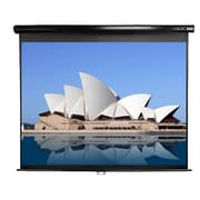 Elite Screens White Manual Series 142'' Manual Projection Screen