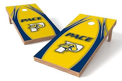 Tailgate Toss NCAA Game Cornhole Set; Pace Setters