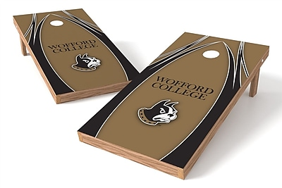 Tailgate Toss NCAA Game Cornhole Set; Wofford Terriers