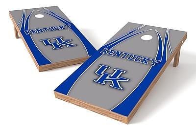 Tailgate Toss NCAA Game Cornhole Set; Kentucky Wildcats