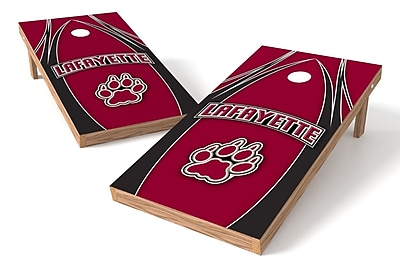 Tailgate Toss NCAA Game Cornhole Set; Lafayette Leopards