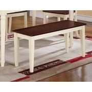 Infini Furnishings Wood Dining Bench