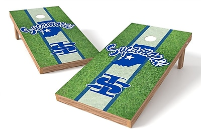 Tailgate Toss NCAA Field Game Cornhole Set; Indiana State Sycamores