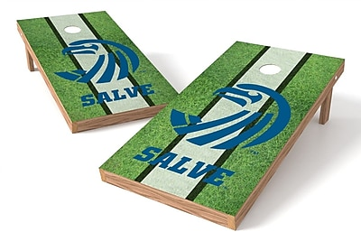 Tailgate Toss NCAA Field Game Cornhole Set; Salve Regina Seahawks