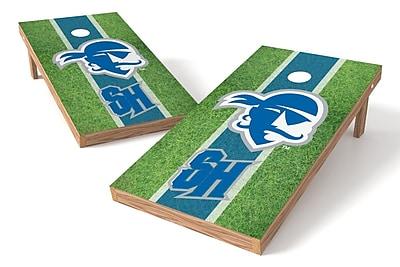 Tailgate Toss NCAA Field Game Cornhole Set; Seton Hall Pirates