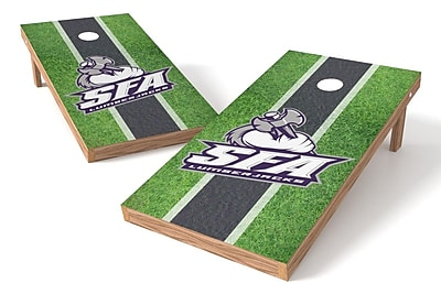 Tailgate Toss NCAA Field Cornhole Game Set; Stephen F. Austin Lumberjacks