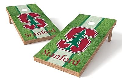 Tailgate Toss NCAA Field Game Cornhole Set; Stanford Cardinals