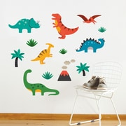 Petit Collage Dinosaurs Wall Decal