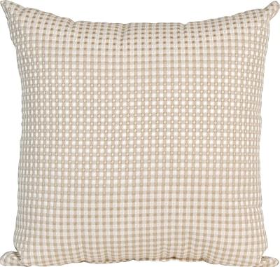 Glenna Jean Central Park Check Throw Pillow