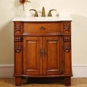 Silkroad Exclusive Savannah 33'' Single Bathroom Vanity Set