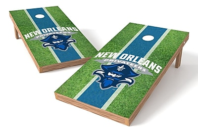 Tailgate Toss NCAA Field Game Cornhole Set; New Orleans Privateers