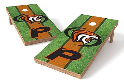 Tailgate Toss NCAA Field Game Cornhole Set; Pacific Tigers