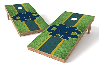 Tailgate Toss NCAA Field Game Cornhole Set; Mississippi College Choctaws