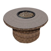 Forever Patio Cypress Fire Pit Table