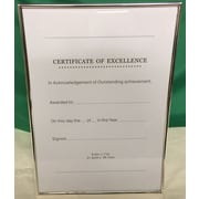 Heim Concept Certificate Picture Frame