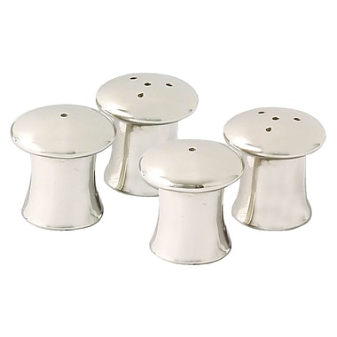 Heim Concept 4 Piece Salt and Pepper Shaker Set (Set of 4)
