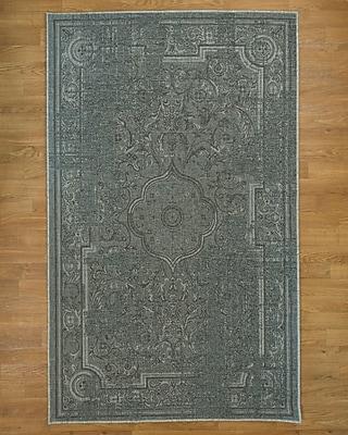 Natural Area Rugs Regata Gray Area Rug; 6'5'' x 9'