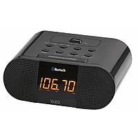 VARO 2.1A Rapid Charging Alarm Clock